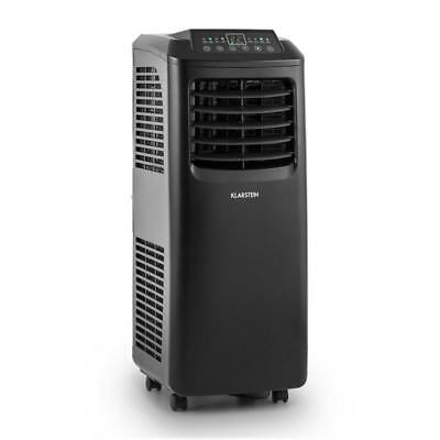 Klarstein Pure 2G Black 3-1 Air Conditioner Cool Air Cooling System