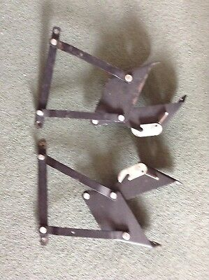 Rock and Roll bed Brackets