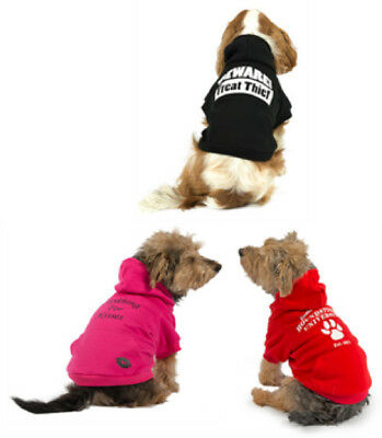NEW Ancol Dog Puppy Extra Warmth Fashion Cute Hoodie Sweater Jumper