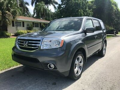 2013 Honda Pilot EX-L 4X4 1-OWNER $24K BOOK~SERVICE RECS 4WD LOADED~SOUTHERN EXL EXPLORER HIGHLANDER 14 15