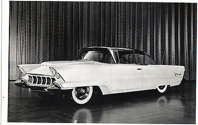 1954 Original Ford Canada Mercury Monterey Xm-800 Factory Picture Ec