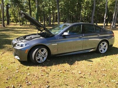 2016 BMW 5-Series Loaded Trim Package BMW 535i XDrive Sedan **1 Owner Flawless Custom Ordered Loaded**