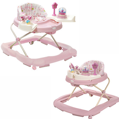 Disney Minnie Mouse Infant Baby Activity Walker Jumper Music Lights Bouncer Toy