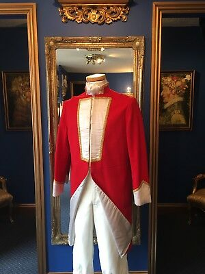 Fantastic Men's Theatrical Style Uniform Jacket, Low Start Price!!!