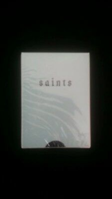 Madison playing cards. Saints. Ellusionist. Rare. Madison confessions series.