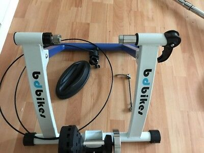 BDBikes Bike Magnetic Turbo Trainer - Variable Resistance Bike Trainer