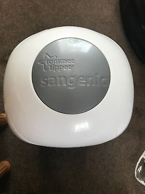Tommee Tippee Sangenic Baby Nappy Diaper Disposal System Bin Tub