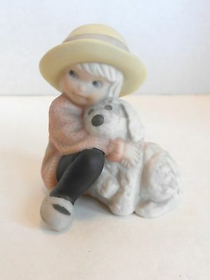 Pretty as a picture #375926  A Cuddly Holiday Hug figurine