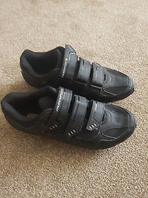 Muddy Fox cycling shoes (size 8)
