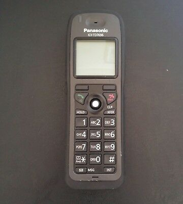 Panasonic Kx-TD7696 Phone with belt clip and battery. NO BASE. Works!!