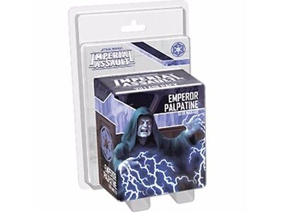 Star Wars Imperial Assault - Emperor Palpatine Villain Pack