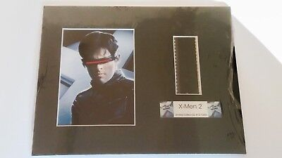 X MEN 2    Original Limited Edition film cells mounted ,