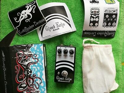Earthquaker devices Ghost Echo V2