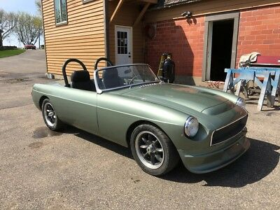 1971 MG MGB  1971 MGB Roadster