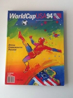 World Cup USA 1994 Official Commemorative Programme