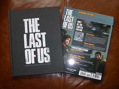 The Last of Us Hardback guide and firefly dogtag