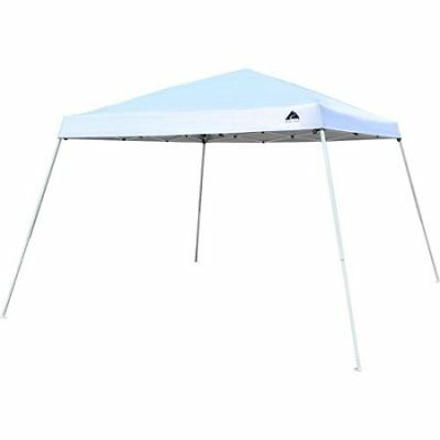Ozark Trail 12' x 12' Group-Activity Canopy, White New - FREE SHIPPING