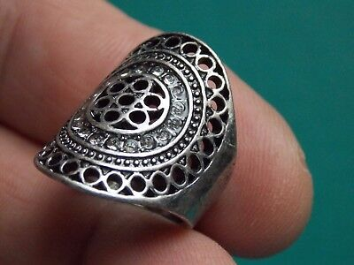 vintage ring in great condition metal detecting detector finds