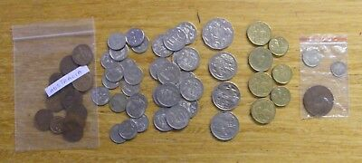 Australia $10 dollars in coins plus $2.50 in cents for Barn Owl Trust Charity