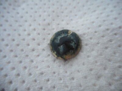 Ancient Greek bronze coin ptolemy Cleopatra VII 51-30 1.6 GR 10 MM X 10 MM