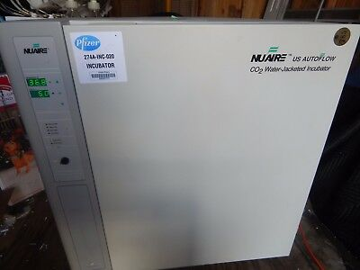 Nuaire Nu-4500  US AutoFlow Automatic  Co2 Water Jacketed Incubator