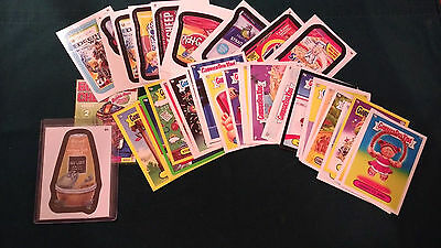 TOPPs Garbage Pail Kids and more - LOT