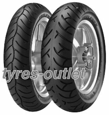 Scooter tyres Metzeler FeelFree 160/60 R14 65H