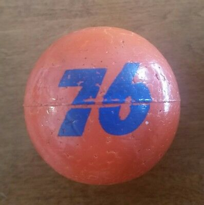 Union 76 Antenna Ball Gas and Oil Vintage 1960's- 70's