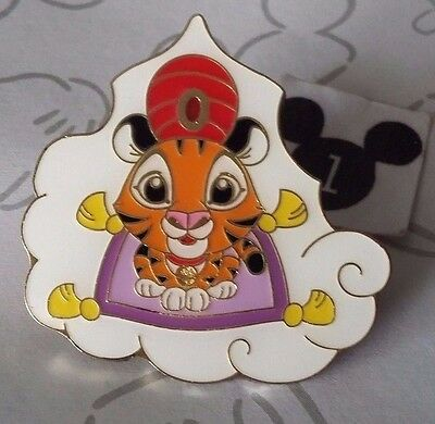 Chandu Magic Carpet Cloud Arabian Coast Game Prize Tokyo Disney Sea Pin 95754