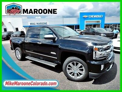 2018 Chevrolet Silverado 1500 High Country 2018 High Country New 6.2L V8 16V Automatic 4WD Pickup Truck Bose Premium OnStar