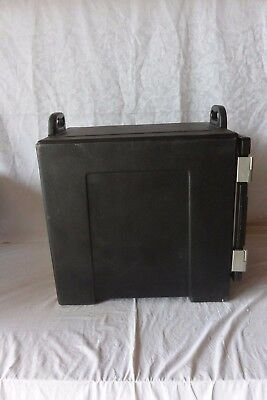 Carlisle PC300N03 5 Pan Insulated Hot/Cold Food Service Catering Travel Carrier