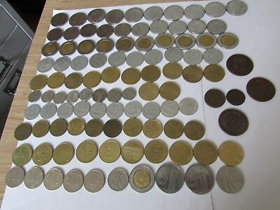 100+ Italy Coins   Uk Delivery Only
