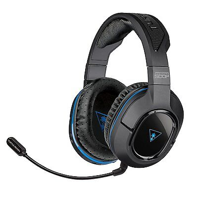 Turtle Beach Ear Force Stealth 500P Wireless DTS Surround Sound Gaming Headset