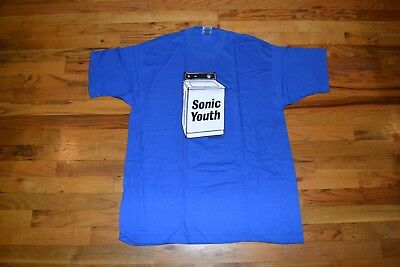 Sonic Youth T-Shirt Xl Vintage 90's  Official Shirt Brand New Never Worn