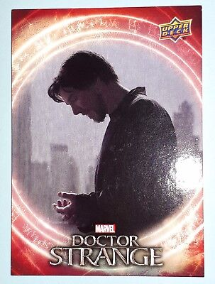 Marvel Dr. Strange Upper Deck Trading Cards - Card 11 - Base Card