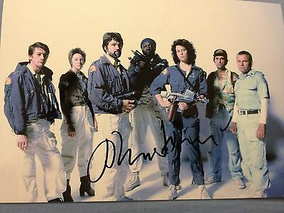 JOHN HURT original autograph (In Person) ALIEN, Doctor Who