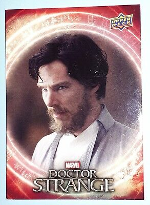 Marvel Dr. Strange Upper Deck Trading Cards - Card 36 - Base Card