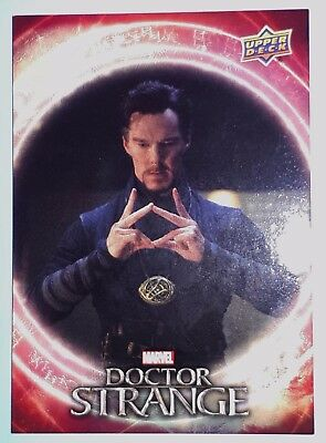 Marvel Dr. Strange Upper Deck Trading Cards - Card 40 - Base Card
