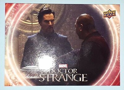 Marvel Dr. Strange Upper Deck Trading Cards - Card 42 - Base Card