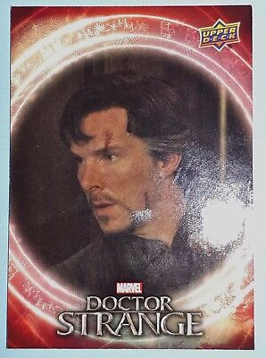 Marvel Dr. Strange Upper Deck Trading Cards - Card 44 - Base Card