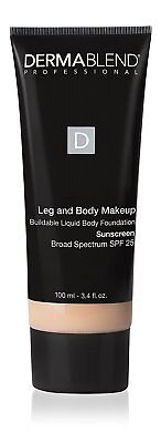 Dermablend Leg and Body Makeup Body Foundation SPF 25 - Fair Nude 0N - 3.4 oz