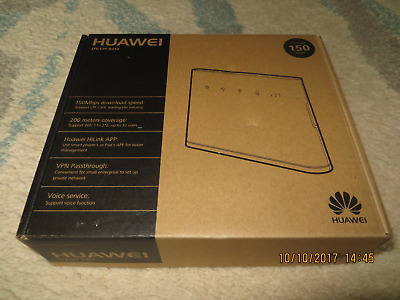 HUAWEI LTE CPE B310 Router - Mobile Broadband Device