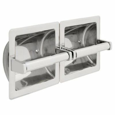 Franklin Brass 977 Recessed Twin Paper Holder