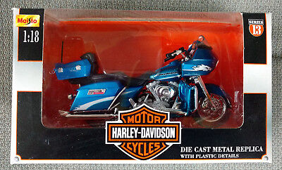 Maisto Harley Davidson FLTRSEI Screamin' Eagle Road Glide Series 13 1:18 Scale