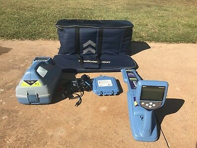 Radiodetection RD8000 PDL TX-10 Cable Pipe Locator Clean #2