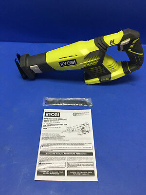 Ryobi P514 18V Cordless One+ Variable Speed Reciprocating Saw Bare tool only