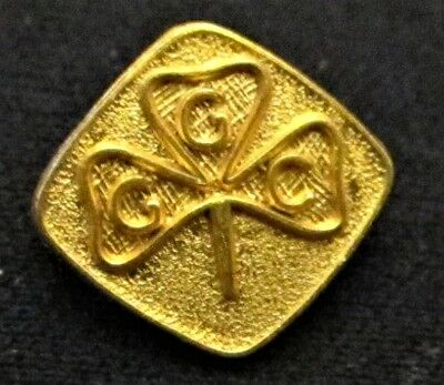 GIRL GUIDES CANADA COMMITTEE Pin L Mint 1969-84