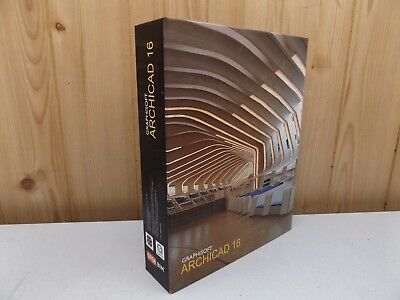 Graphisoft ArchiCAD 16 Software