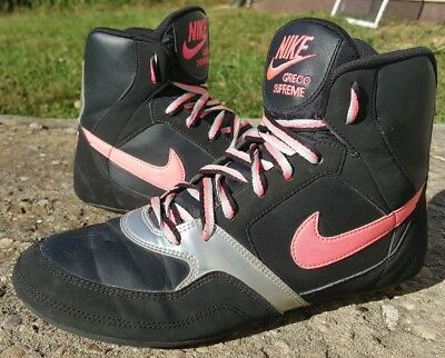 RARE Colorway Nike Greco Supreme Wrestling Shoes Size 9