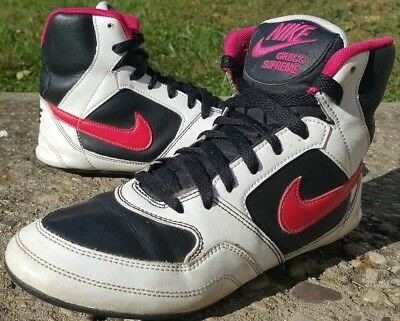 RARE Colorway Nike Greco Supreme Wrestling Shoes Size 8.5